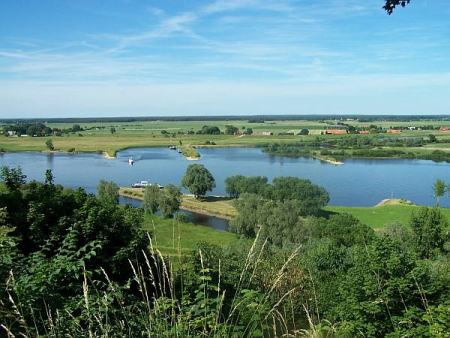 Elbe am Weinberg Hitzacker